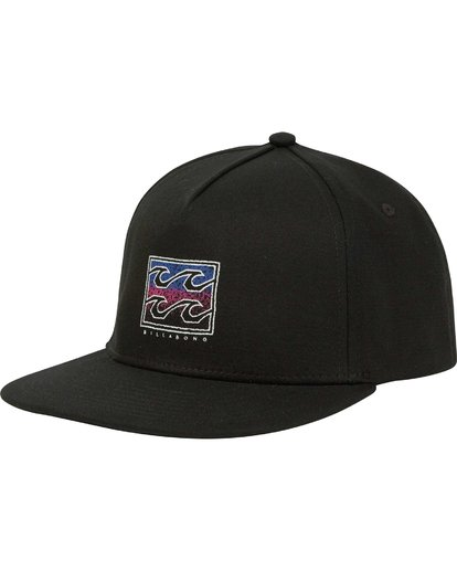 0 Boys' Re Issue Snapback Hat  BAHWNBRE Billabong