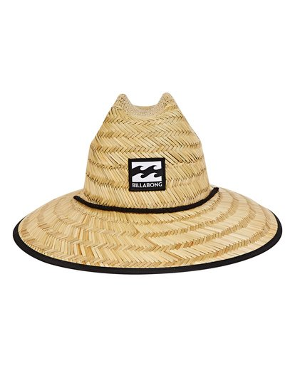 1 Boys' Tides Straw Hat  BAHWNBTI Billabong