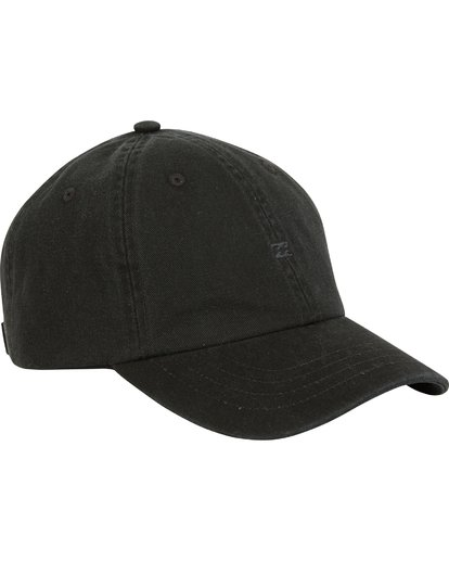 2 Boys' All Day Lad Cap Black BAHWQBAD Billabong
