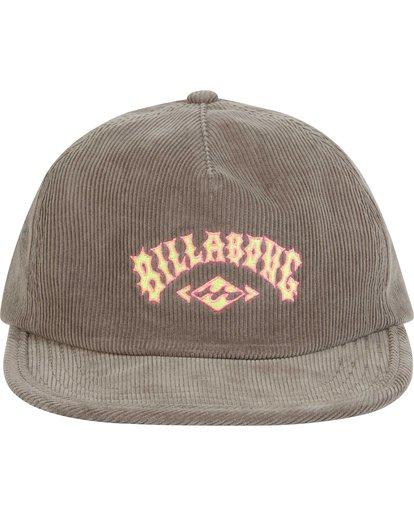 1 Boys' Corduroy Hat  BAHWQBRE Billabong