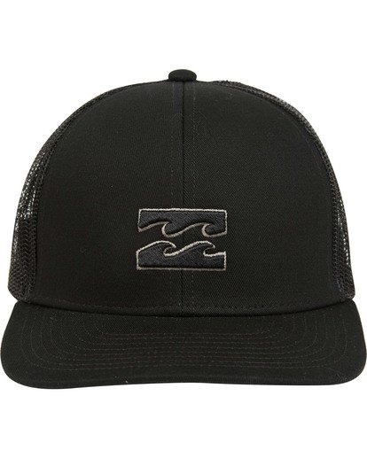 1 Boys' All Day Trucker Hat Multicolor BAHWTBAD Billabong
