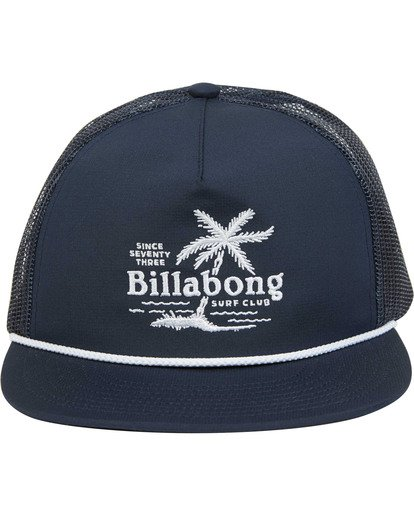 1 Boys' Alliance Trucker Hat  BAHWTBAL Billabong