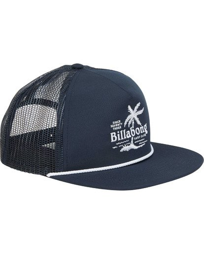 2 Boys' Alliance Trucker Hat  BAHWTBAL Billabong