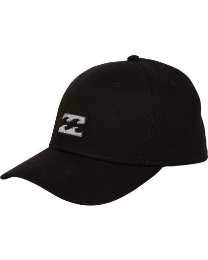 0 Boys' All Day Stretch Hat Black BAHWTBAT Billabong