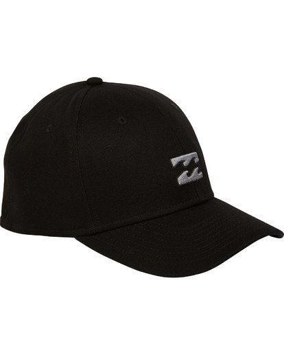 2 Boys' All Day Stretch Hat Black BAHWTBAT Billabong