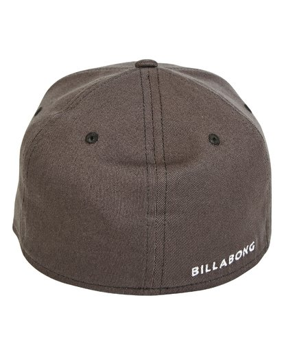 3 Boys' All Day Stretch Hat Grey BAHWTBAT Billabong