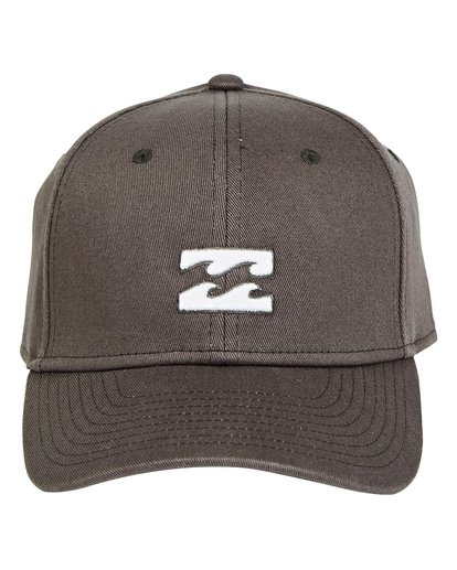 1 Boys' All Day Stretch Hat Grey BAHWTBAT Billabong