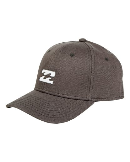 0 Boys' All Day Stretch Hat Grey BAHWTBAT Billabong