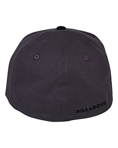 3 Boys' All Day Stretch Hat White BAHWVBAD Billabong