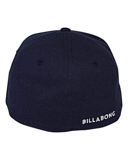 3 Boys' All Day Stretch Hat Blue BAHWVBAD Billabong