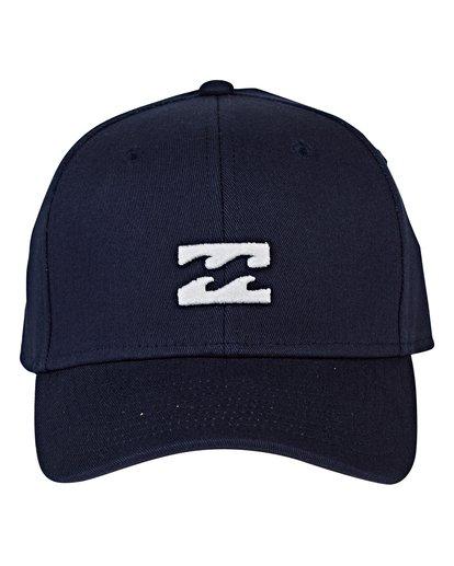 1 Boys' All Day Stretch Hat Blue BAHWVBAD Billabong