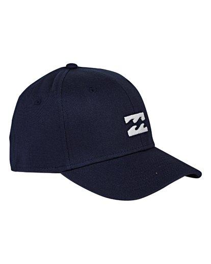 2 Boys' All Day Stretch Hat Blue BAHWVBAD Billabong