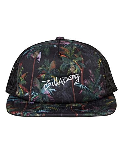 1 Boys' Eighty Six Trucker Hat  BAHWVBES Billabong