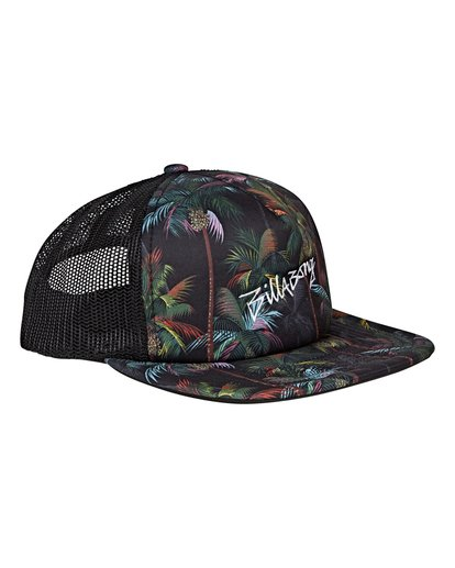 2 Boys' Eighty Six Trucker Hat  BAHWVBES Billabong