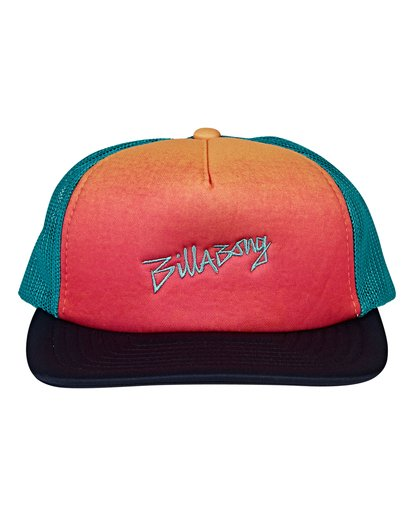 1 Boys' Eighty Six Trucker Hat Blue BAHWVBES Billabong