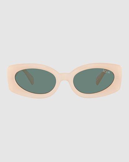 6 SCS x Billabong Soda Shade Sunglasses Blue BBGSCS02 Billabong