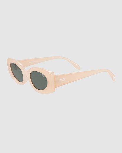 4 SCS x Billabong Soda Shade Sunglasses Blue BBGSCS02 Billabong