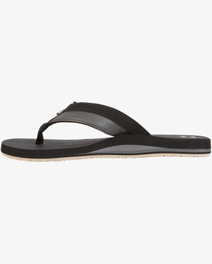 2 Boys' All Day Impact Sandals Black BFOT1BAD Billabong