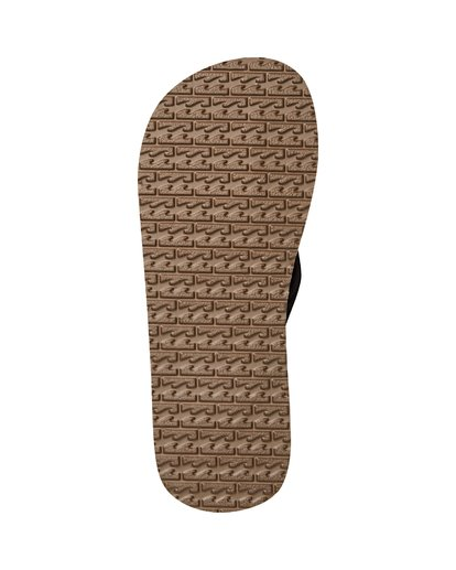 1 Boys' Stoked Sandals Black BFOTNBST Billabong