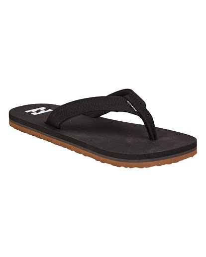 2 Boys' Stoked Sandals Black BFOTNBST Billabong