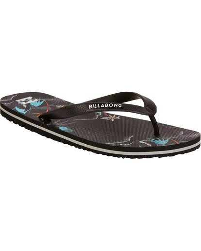 1 Boys' Tides Sandals Grey BFOTTBTI Billabong