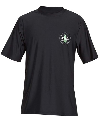 0 Boys' Destination Lf Short Sleeve Rahsguard  BR02NBDS Billabong