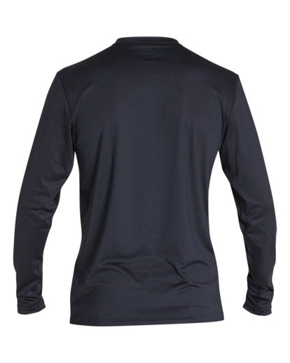 1 Boys' Bunker Loose Fit Long Sleeve Surf Shirt Grey BR591BBK Billabong