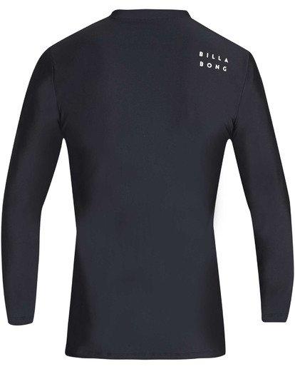 1 Boys' All Day Wave Loose Fit Long Sleeve Rashguard  BR61TBWL Billabong