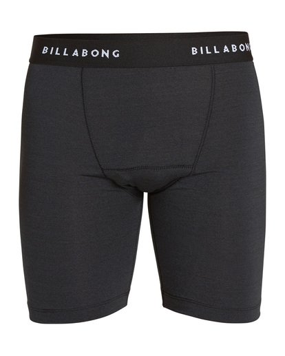 1 Boys' All Day Surf Undershort Black BR881BAS Billabong