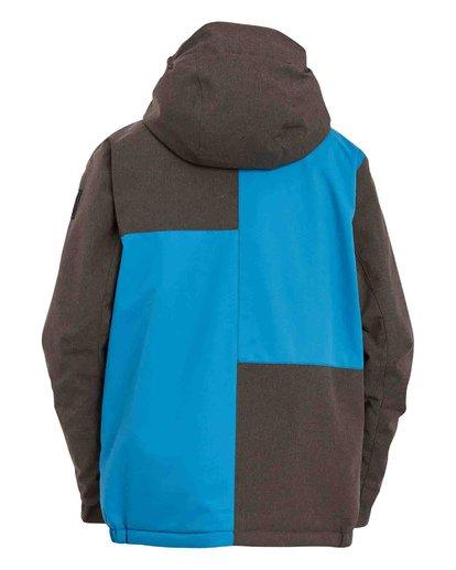 1 Boys' Arcade Snow Jacket Blue BSNJ3BAR Billabong