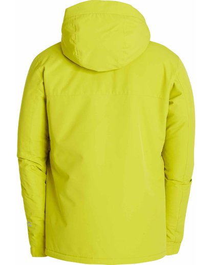 1 Boys' All Day Solid Jacket Yellow BSNJLADS Billabong