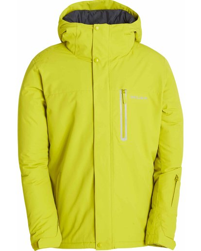 0 Boys' All Day Solid Jacket Yellow BSNJLADS Billabong