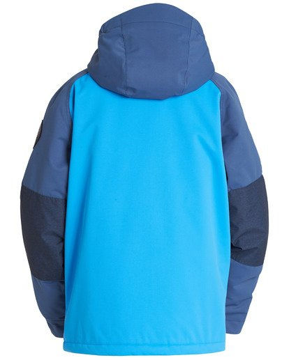 1 Boys' All Day Outerwear Jacket Blue BSNJQADI Billabong