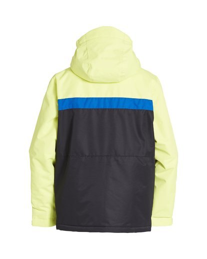 1 Boy's All Day Jacket Yellow BSNJVBAD Billabong