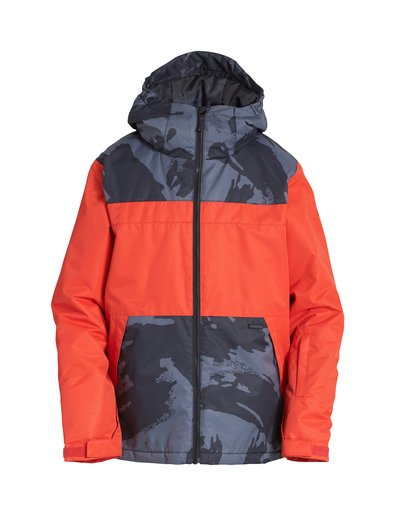 0 Boy's All Day Jacket Orange BSNJVBAD Billabong