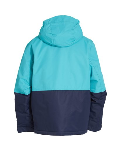 1 Boy's Fifty 50 Jacket Blue BSNJVBFF Billabong