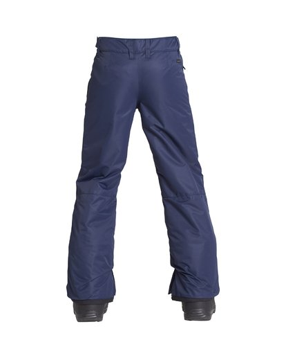 2 Boy's Outerwear Pant Blue BSNPVBGP Billabong