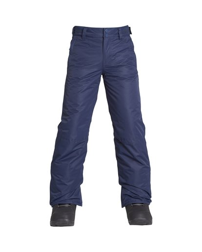 0 Boy's Outerwear Pant Blue BSNPVBGP Billabong