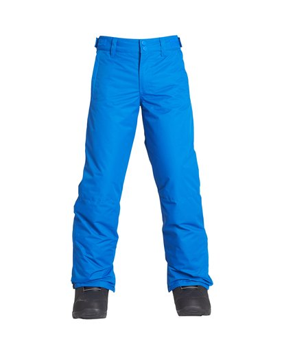 0 Boy's Outerwear Pant Blue BSNPVBGP Billabong
