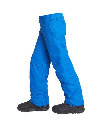 1 Boy's Outerwear Pant Blue BSNPVBGP Billabong