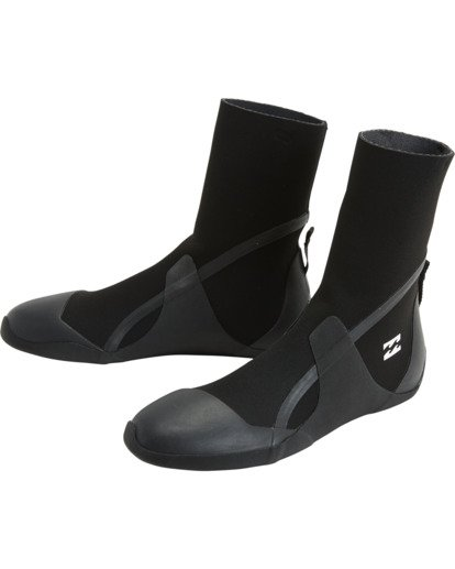 1 Boys' 3mm Absolute Boot Black BWBO3BB3 Billabong
