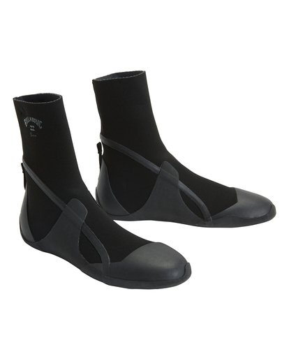 0 Boys' 3mm Absolute Boot Black BWBO3BB3 Billabong