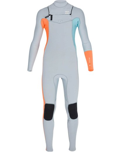 1 Boys' 3/2 Revolution Ltd Fullsuit Orange BWFUNBD3 Billabong