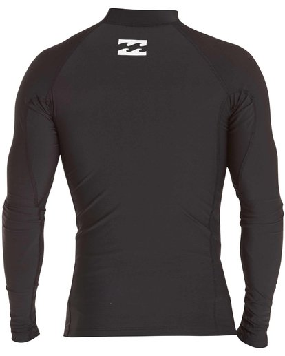 1 Boys' All Day Unity Performance Fit Long Sleeve Rashguard  BWLYJALL Billabong