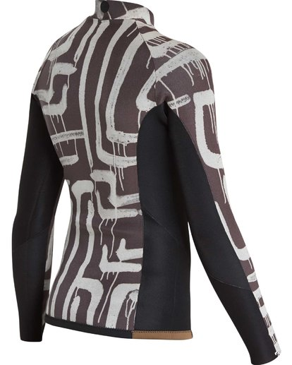 3 Boys' 202 Revolution Interchange Jacket Black BWSHQBT2 Billabong