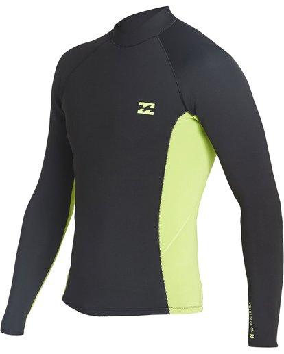 0 Boys' 2mm Revolution Interchange Jacket Green BWSHVBT2 Billabong