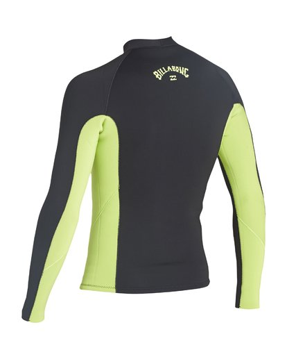 5 Boys' 2mm Revolution Interchange Jacket Green BWSHVBT2 Billabong