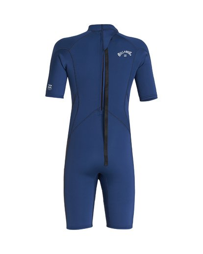 4 2/2 Boys Absolute Back Zip Wetsuit  BWSP1BAB Billabong