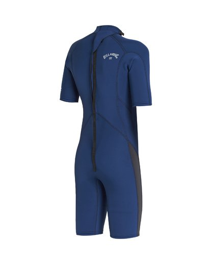 3 2/2 Boys Absolute Back Zip Wetsuit  BWSP1BAB Billabong