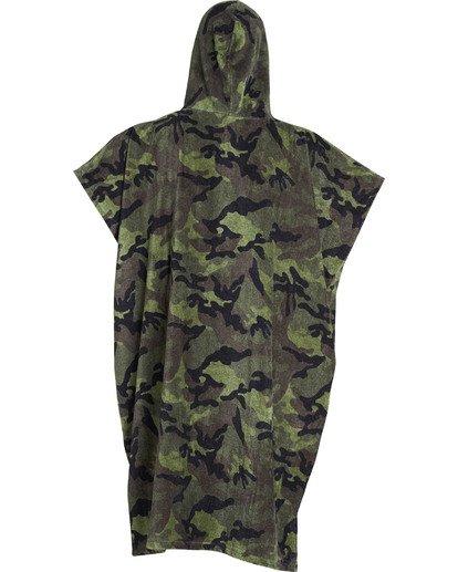 4 Boys' Hoodie Towel Camo BWTWTBHT Billabong